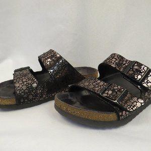 Birkenstock sandal.  GUC